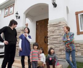 家族の団欒を華やかに彩る リゾートホテルライクな暮らし。