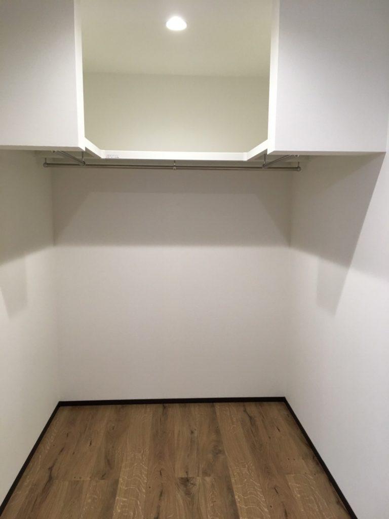狭小住宅でもスペースを無駄にしない収納