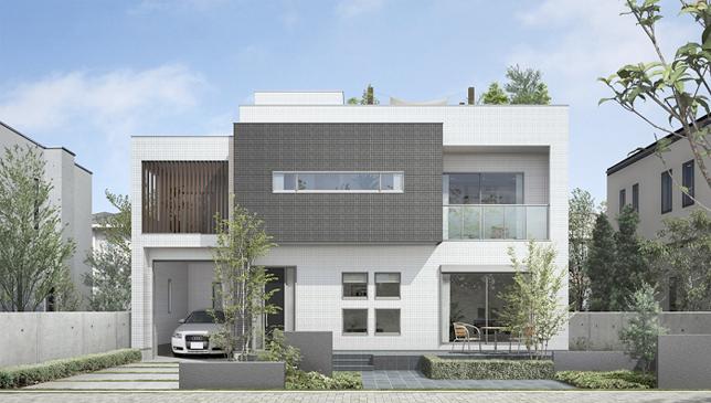 新たなライフスタイルを提案する住宅シリーズi-sora