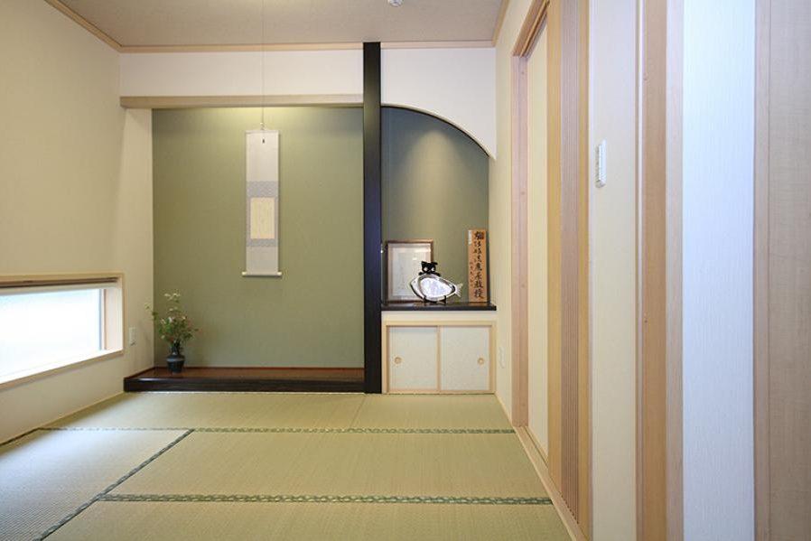 新築・和室